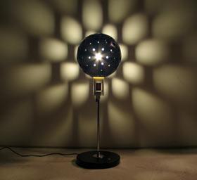 ARTPULSE MAGAZINE » News World » KINETICA 2009, UK&amp ...:... ELECTRONIC  &  NEW MEDIA ART FAIR. Lampshade ...,Lighting