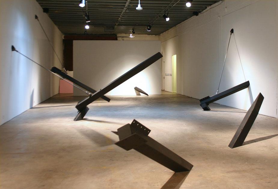 Artpulse magazine reviews ralph provisero celluloid for Between spaces architecture bangalore